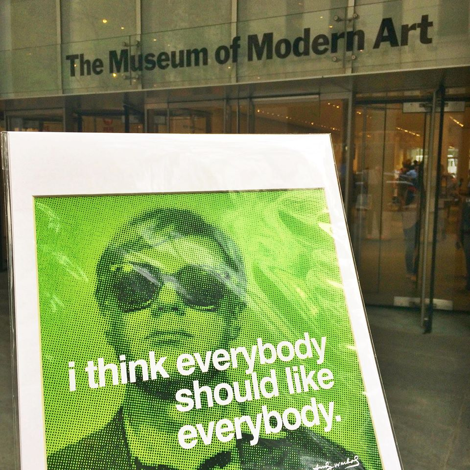 The Museum of Modern art (MOMA)