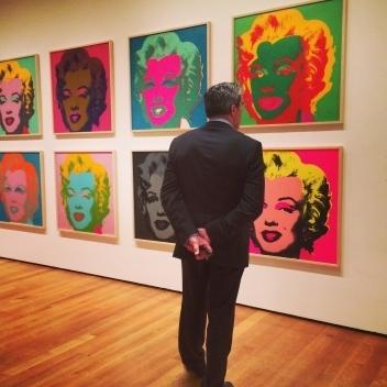 Warhol at the MoMA